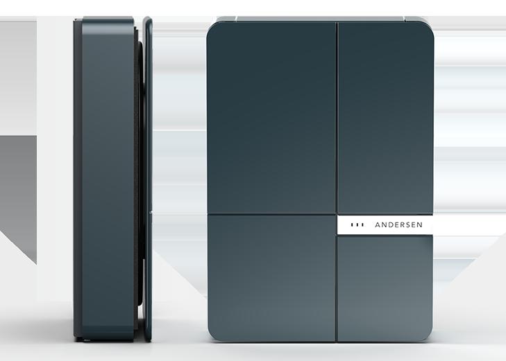 Andersen A1 black - Ladefabrikken