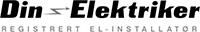 Logo din elektriker - Ladefabrikken