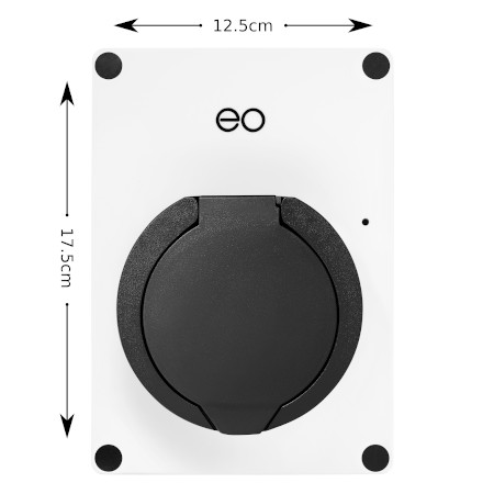 EO mini-hvit-størrelse-ladefabrikken